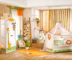 Bebek Odaları Modelleri