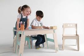 Çocuk Odaları için Masa Sandalye Takımı 1