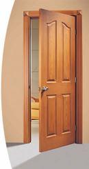 Ahşap Kapı Dekorasyonları 4