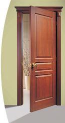 Ahşap Kapı Dekorasyonları 5