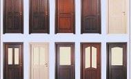 Ahşap Kapı Dekorasyonları