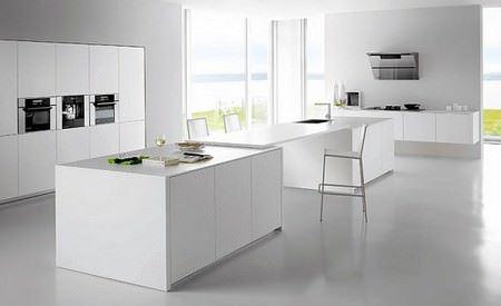 Beyaz Mutfak Modelleri 2