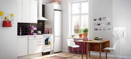 Beyaz Mutfak Modelleri 3