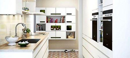 Beyaz Mutfak Modelleri 4
