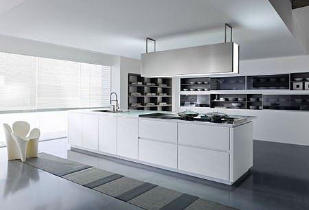 Beyaz Mutfak Modelleri 7