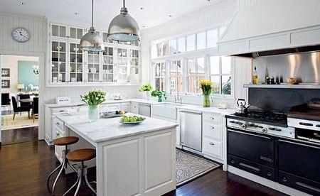 Beyaz Mutfak Modelleri 8