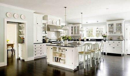 Beyaz Mutfak Modelleri 10