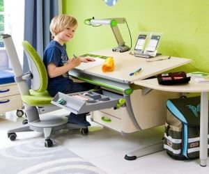 Çocuklarınız İçin Çalışma Masası Modelleri