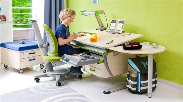 Çocuklarınız İçin Çalışma Masası Modelleri 1