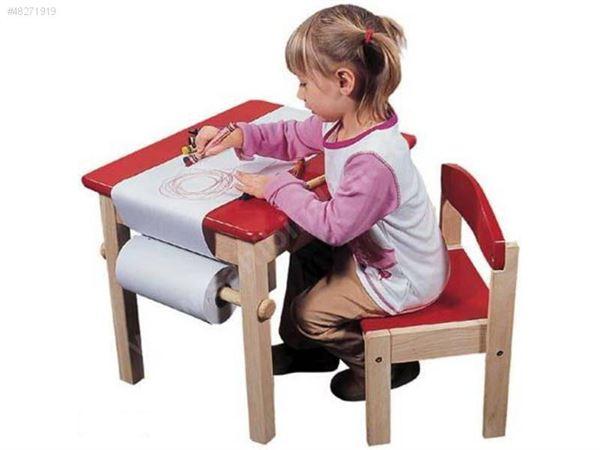 Çocuk Odaları için Masa Sandalye Takımı 2