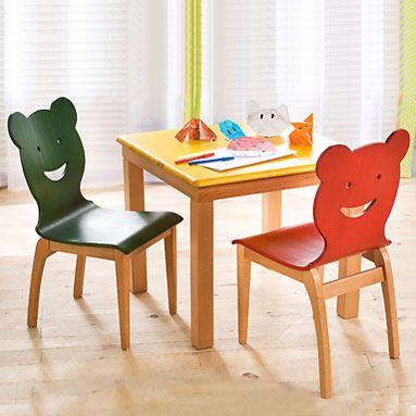 Çocuk Odaları için Masa Sandalye Takımı 3