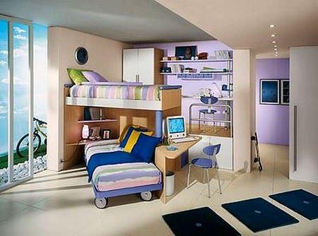 Çocuk Odası Tasarım Modelleri Çocuk odası tasarım modelleri