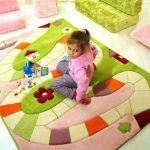 Çocuk Odası Halı Modeli 2