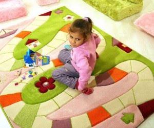 Çocuk Odası Halı Modeli