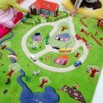 Çocuk Odası Halı Modeli 5