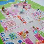 Çocuk Odası Halı Modeli 6