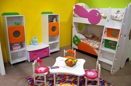 Modern Çocuk Odası Modelleri 1