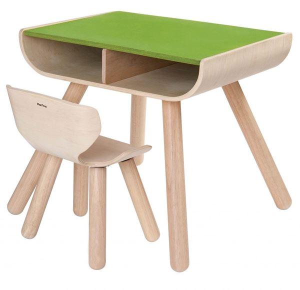 Çocuk Odaları için Masa Sandalye Takımı 4