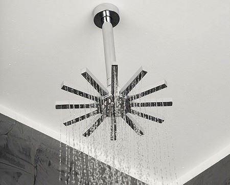değişik duş aparatı