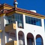 katlanır balkon teras camları