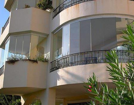 Katlanır Balkon Teras Camları 25