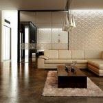 Kütahya Seramik iç Duvar Brezza Cam Dekorasyon Tasarımları 7
