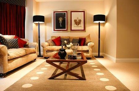 oturma odası dekorasyonları - misafir odasi dekorasyonu