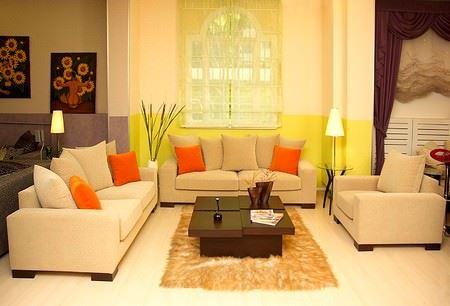 Oturma Odası Dekorasyonları 10