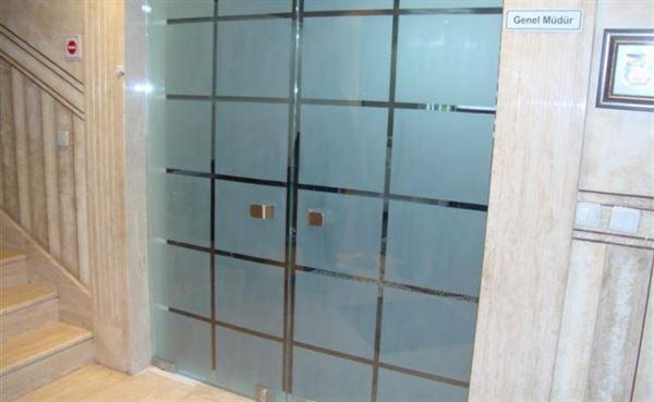 Cam Kapı Tasarımları 2