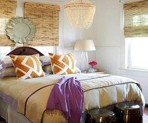 Otantik Yatak Odası Tasarımı
