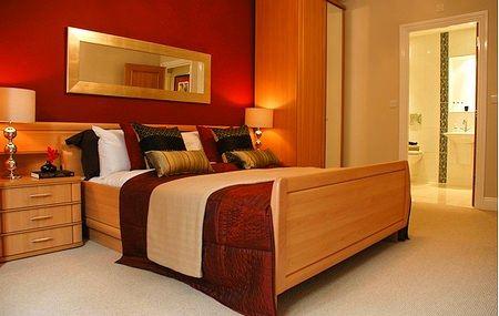 Modern Yatak Odası Dekorasyonları 17