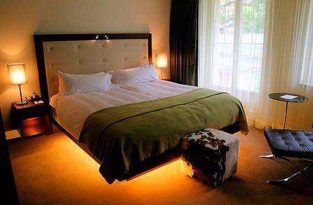 Modern Yatak Odası Dekorasyonları 15