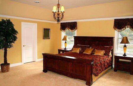 Modern Yatak Odası Dekorasyonları 8