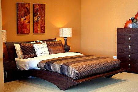 Modern Yatak Odası Dekorasyonları 10