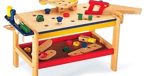 cocuk oyun marangoz masasi