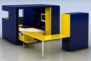 Farklı Çocuk Odası Tasarım Modeli 1