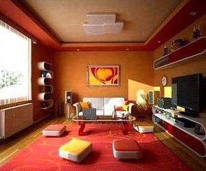 Modern Sanatsal Oda Tasarım Fikirleri