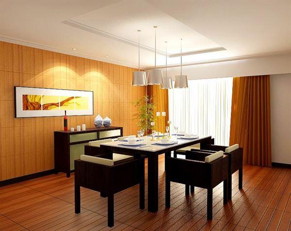 Modern Lüks Yemek Odası Tasarımları 2