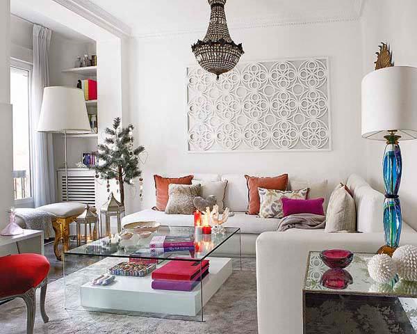 renkli dekorasyon tasarımı