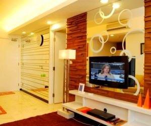 Apartman Dairesi Dekorasyon Modeli