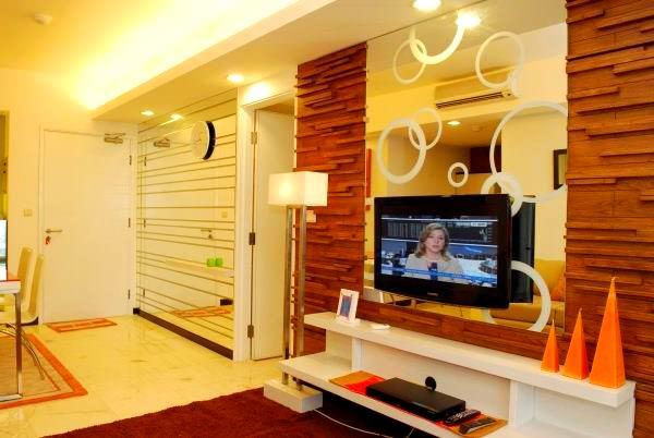 Apartman Dairesi Dekorasyon Modeli 7