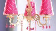 Çilek Çocuk Odası Lamba Modelleri