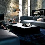 dekoratif oda dekorasyon yeni trend modern oturma odası fikirleri