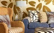 Desenler Ve Renklerle Modern Dekorasyon Fikirleri