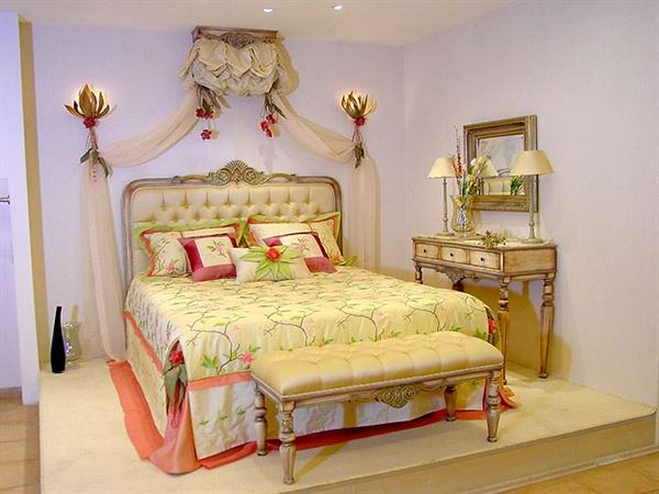 Klasik Yatak Odası Modelleri 6