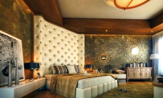 Yatak Odası Duvar Süslemeleri