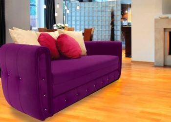 seray yatakli lila kanepe