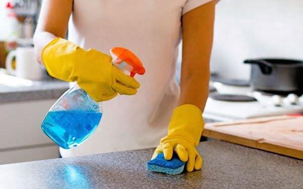 Mutfak Mermer Bakımı Ve Temizliği