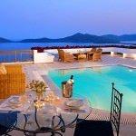 akdeniz stili dekorasyon fikirleri - modern havuzlu ev dis dekorasyonu 150x150 - Akdeniz Stili Dekorasyon Fikirleri