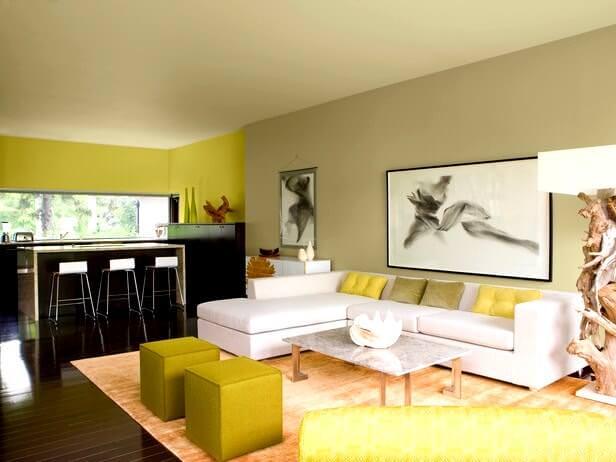 beyaz sarı köşe koltuk puflu köşe koltuk modelleri